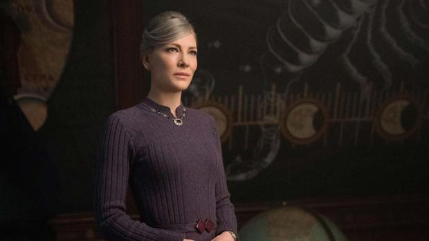 Escena de La casa del reloj en la pared, con Cate Blanchett