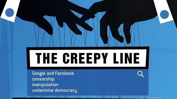 Cartel de «The Creepy Line»