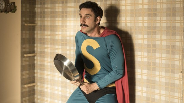 Dani Rovira en «Superlópez»