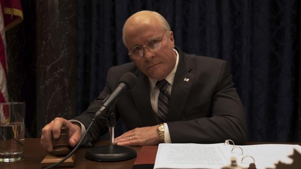Christian Bale explora la historia real sobre cómo Dick Cheney