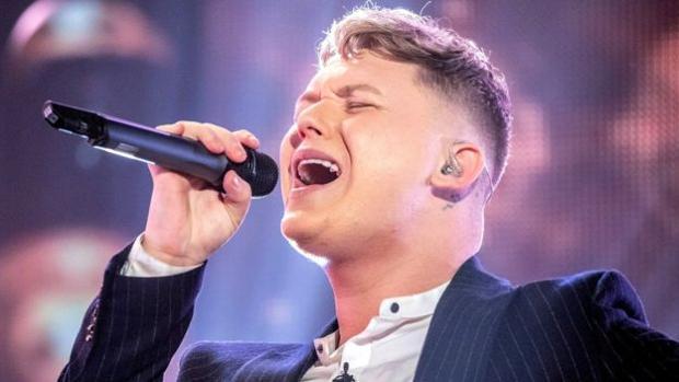 Michael Rice representará a Reino Unido en Eurovisión 2019
