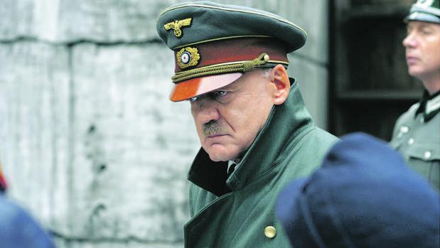Bruno Ganz hizo de Hitler en «El Hundimiento»