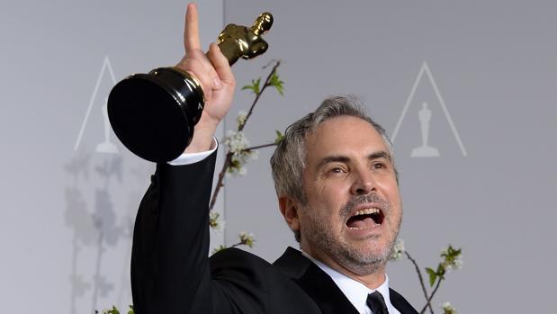 Alfonso Cuarón ya ganó el Oscar a Mejor director con «Gravity»