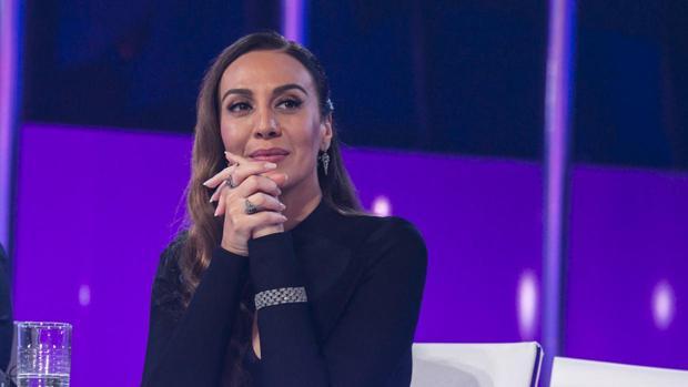 Mónica Naranjo, en su paso por «Operación Triunfo»