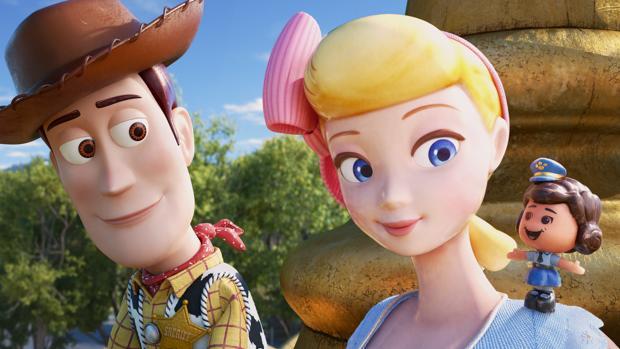 Escena de Toy Story 4, que llega a los cines el próximo 21 de junio