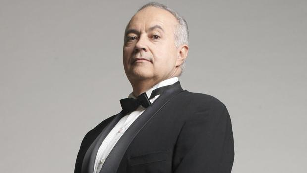 El polifacético productor José Luis Moreno
