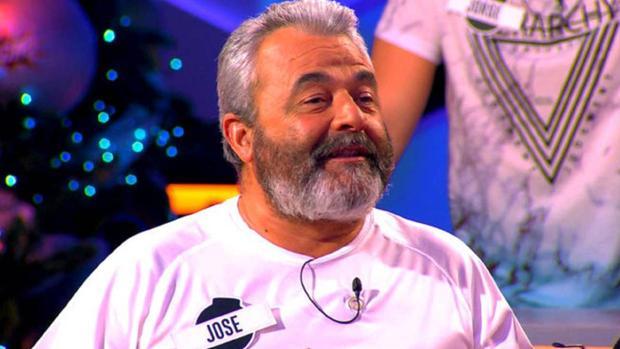 José Pinto, en un programa de «¡Boom!»