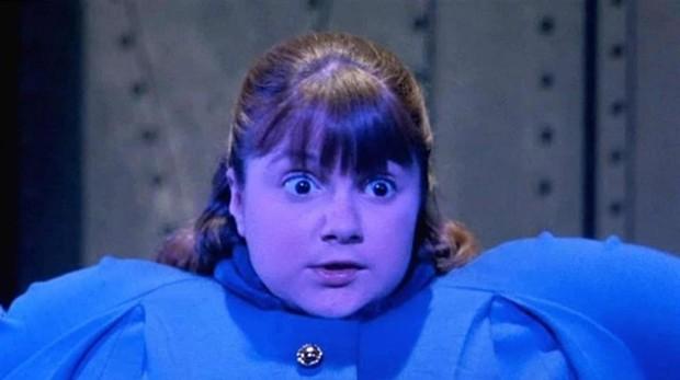 Denise Nickerson, Violeta en «Willy Wonka y la Fábrica de Chocolate»