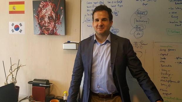 Carlos Lucas, director general de NexStreaming