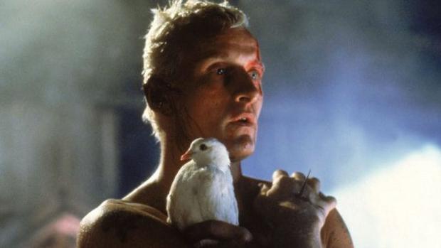 Rutger Hauer, en «Blade Runner»
