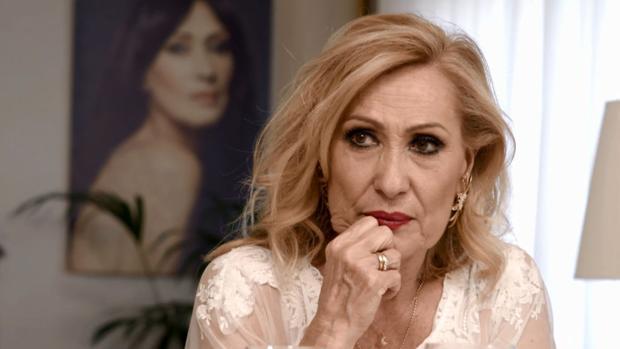 Rosa Benito, en «Ven a cenar conmigo: Gourmet edition»