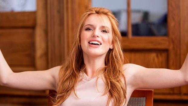 Pornhub: La «chica Disney» Bella Thorne se pasa al porno