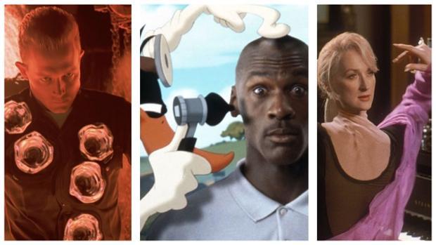 «Terminator 2», «Space Jam» y «La muerte os sienta bien», son algunas de las películas que utilizaron CGI en la década de los 90.