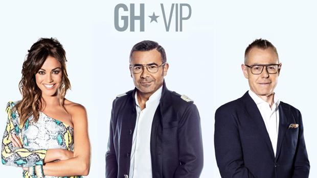 Lara Álvarez, Jorge Javier Vázquez y Jordi González serán los presentadores de «GH VIP»