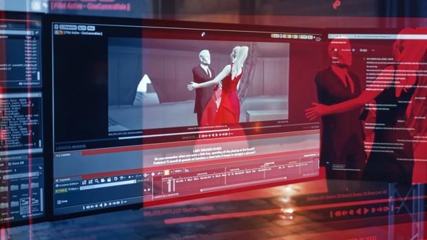 Fellini revive, o se remueve en su tumba, en un anuncio creado por una inteligencia artificial