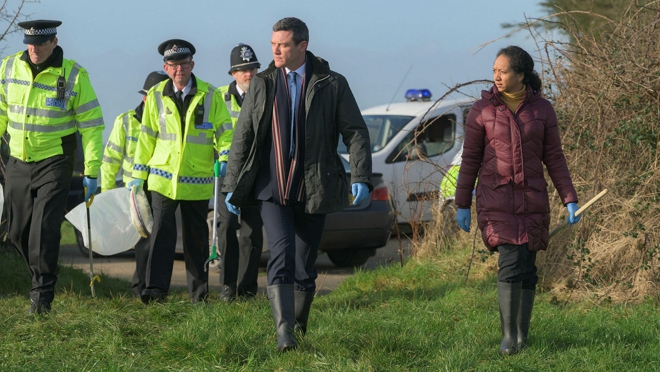 'The Pembrokeshire Murders' has achieved 33% screen shares in the UK