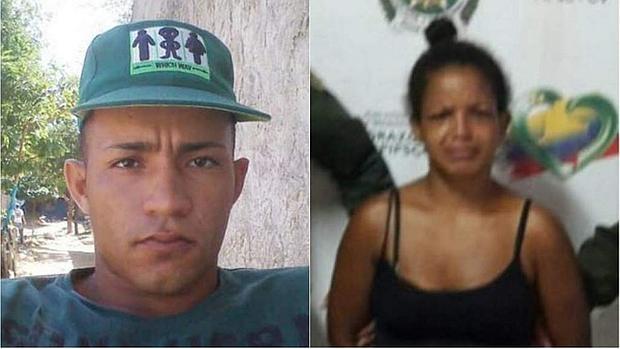 Imagen de José Luis Padilla y su exmujer, Paola Padilla