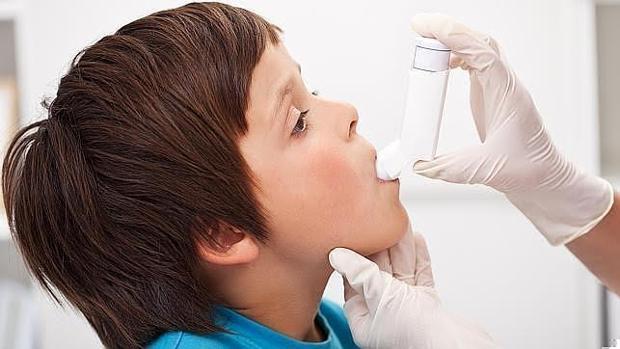 El asma es una de las afecciones infantiles más prevalentes