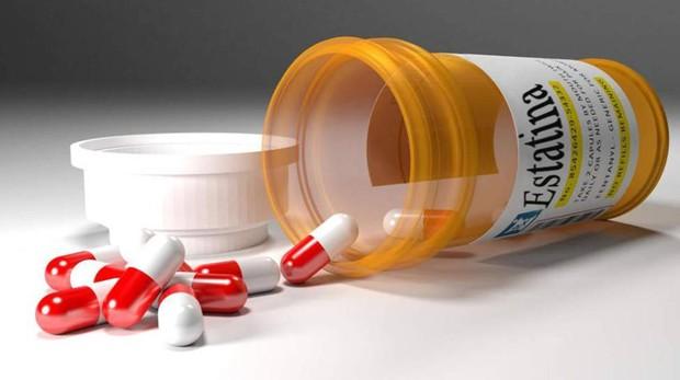 Estatina, medicamento habitual para tratar el colesterol