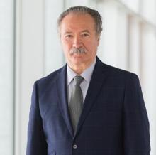 Carlos Jiménez, presidente del II Congreso Nacional Covid-19 y de la Sociedad Española de Neumología y Cirugía Torácica (SEPAR)
