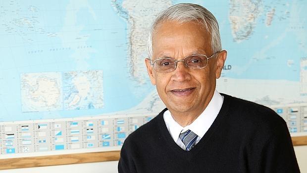 Verabhadran Ramanathan, en una imagen de archivo