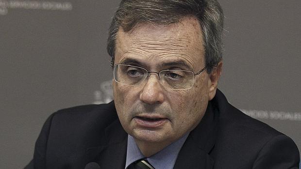 Rafael Matesanz, director de la Organización Nacional de Trasplantes (ONT)