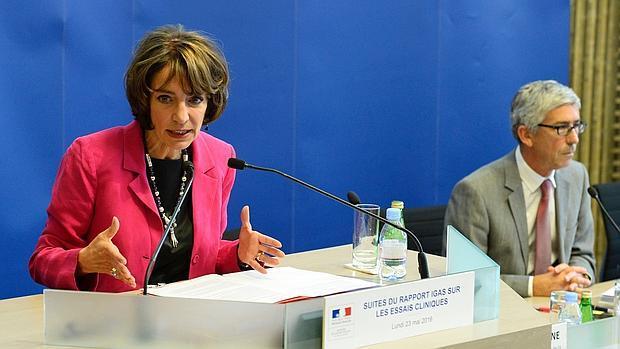La minsitra de Sanidad francesa, Marisol Touraine ha anunciado nuevas medidas para reforzar la seguridad de los ensayos clínicos