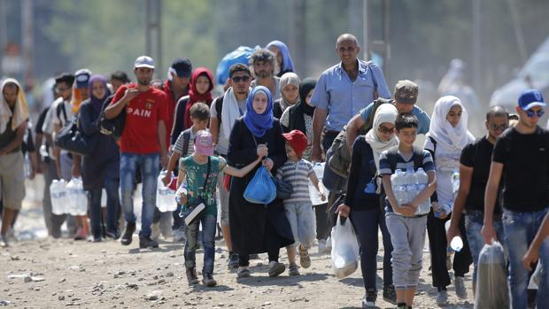 Unicef pide una llamada de atención mundial ante el riesgo de pobreza de los hijos de los refugiados