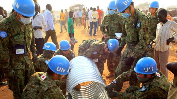Misión de la ONU en Sudán del Sur