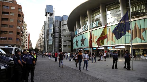 En el último concierto de Ricky Martin en Madrid, 105 personas conformaron el dispositivo de seguridad