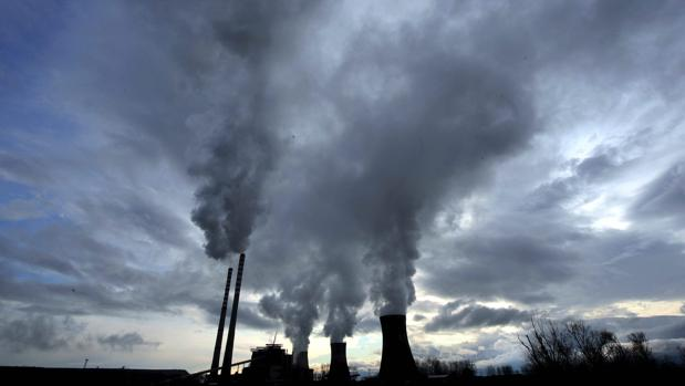 Planta térmica de carbón