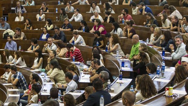 Oposiciones en la Universidad Complutense de Madrid