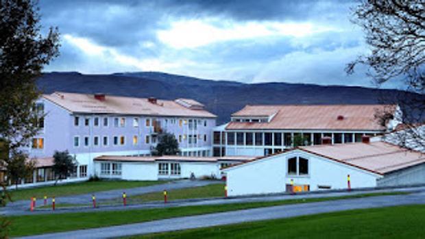 Hospital psiquiátrico de Asgard, en la ciudad noruega de Tromso