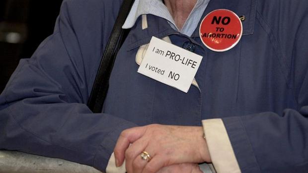 La sociedad irlandesa está muy dividida sobre la legalización del aborto