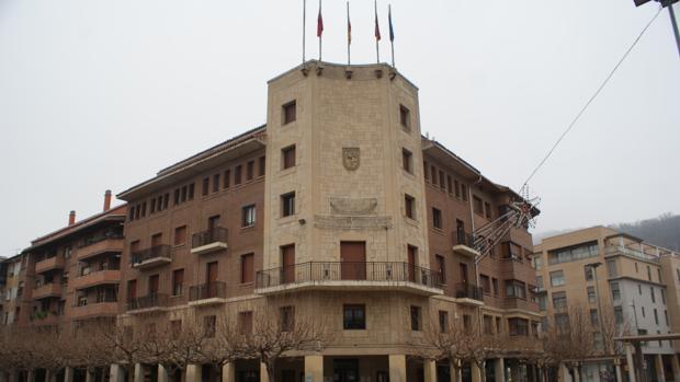 Imagen del Ayuntamiento de Huarte
