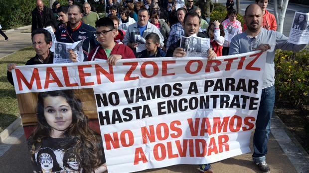 Una manifestación por Malén Ortiz