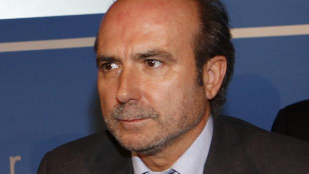 José Antonio Frías, en 2009