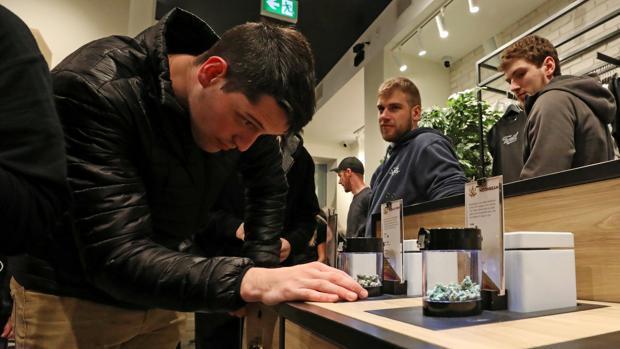 Canadá vende desde este año marihuana de forma legal