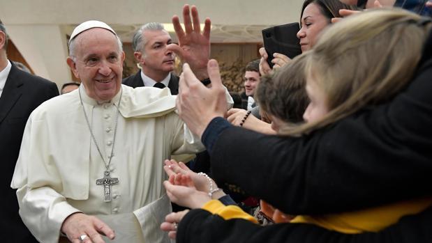 El Papa ha dirigido «un ferviente llamamiento a los líderes europeos para que demuestren solidaridad concreta hacia estas personas».
