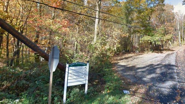La reserva natural de Grace Richardson, en Connecticut (Estados Unidos)