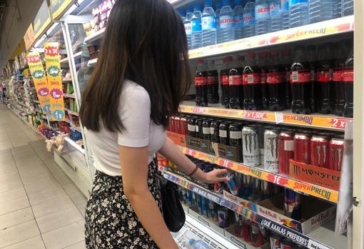 Adicción a las bebidas energéticas: ¿cuánta cafeína tienen?
