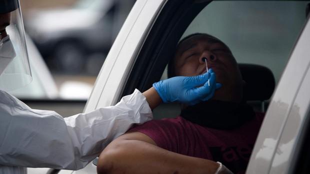 Pruebas de coronavirus en Texas
