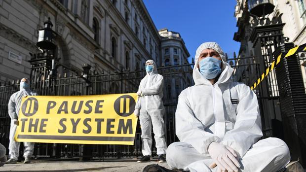 La segunda ola de coronavirus podría matar a 120.000 personas en Reino Unido