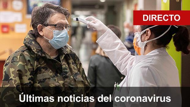 Coronavirus España directo: Castilla y León cierra todos sus monumentos y jardines