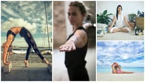 Las yoguis que triunfan en Instagram