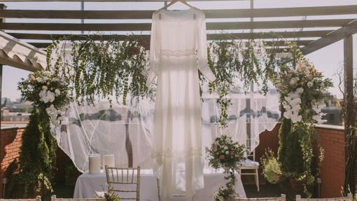 Sweet Suite Wedding, tu boda en el cielo de Madrid
