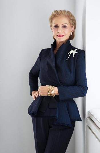 83df78ec9b La herencia de estilo que deja Carolina Herrera