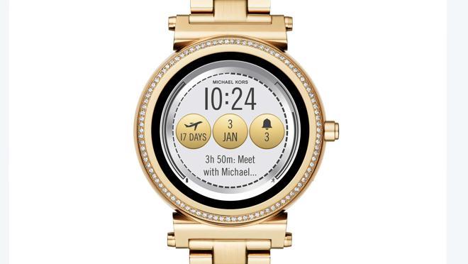 0653a0044d6c Los relojes digitales llegan al sector del lujo