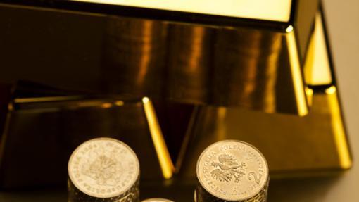 Monedas y lingotes, siempre a buen recaudo