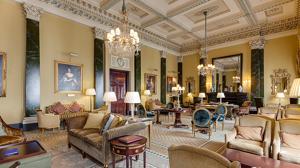 Salón del club privado © Carlton